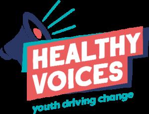Healthy voices logo