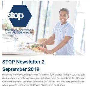 STOP Newsletter 2 September 2019