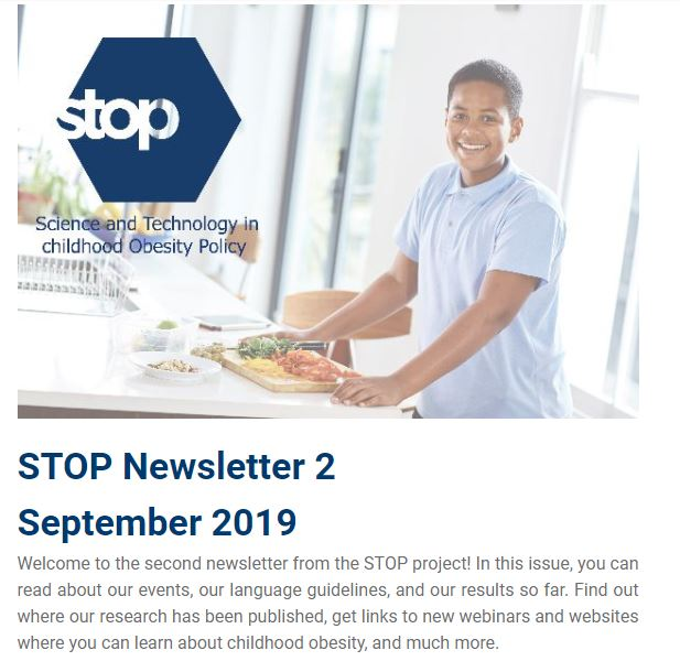 STOP Newsletter 2 September 2019